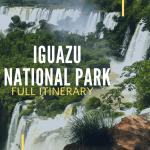 Iguazu National Park - Itinerary | Tango & Rakija