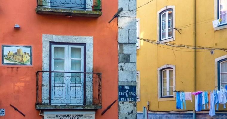 Lisbon-weekend-trip-alfama-streets