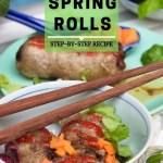 Vietnamese-fried-spring-rolls-easy-recipe-pinterest
