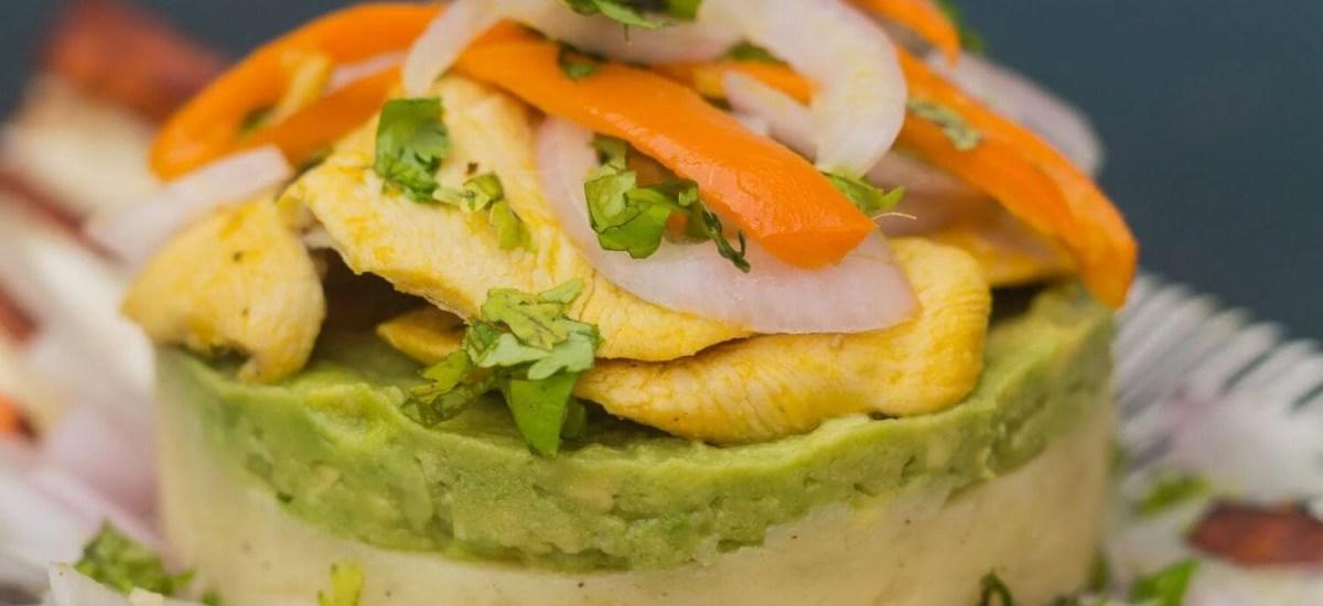 Chicken Ceviche – Spicy Peruvian Dish