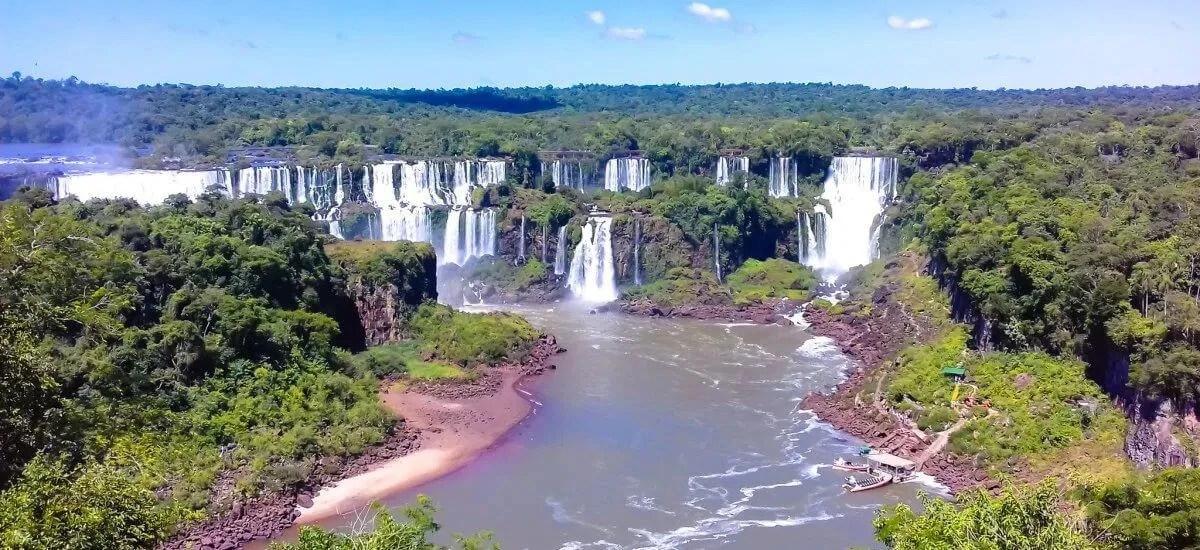 Iguazu National Park –  Itinerary
