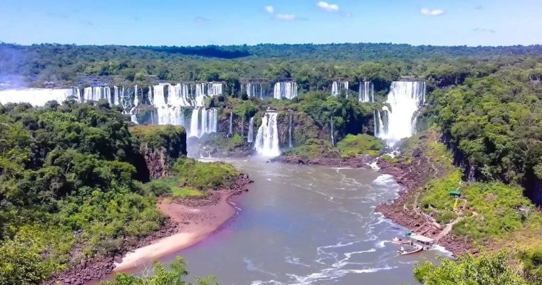Iguazu National Park –  Itinerary
