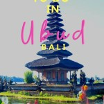 Best things to do in Ubud, Bali - pin3