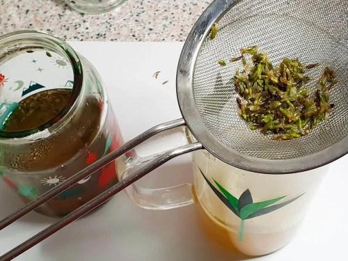 Lavender-Mint-Lemonade-Recipe-steps-infusion