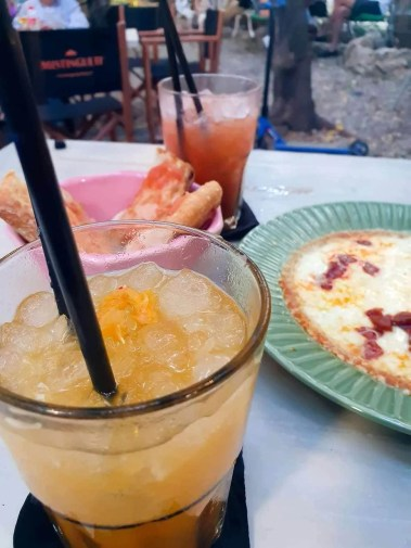 Best Restaurans in Sitges, Spain + What to Eat-Sitges 1883 - cocktails