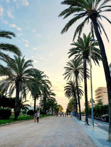 Best Things To Do In SITGES, Spain - Passeig Maritim