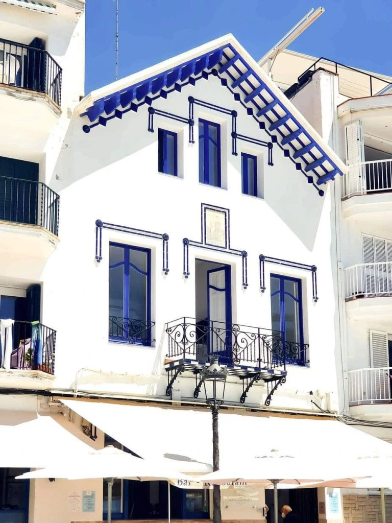 Best Things To Do In SITGES, Spain - house