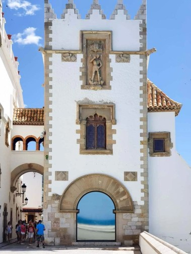 Best Things To Do In SITGES, Spain - old town - fortress