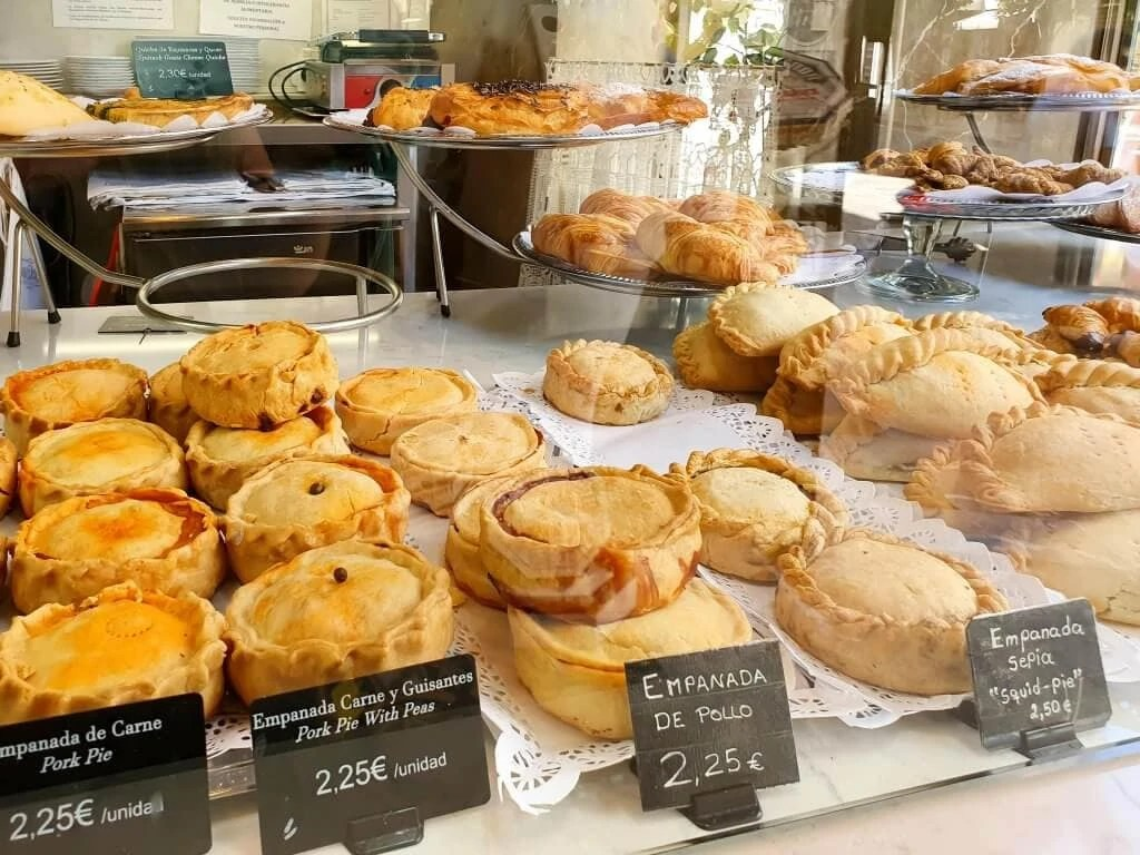 What to eat in Mallorca - Foodie Guide - Empanada (Panada)