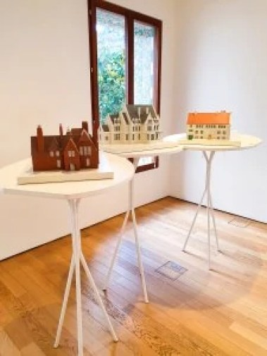 Casa Vicens, Barcelona – Gaudi's First Masterpiece - Review - Permanent Exhibition - house scale models