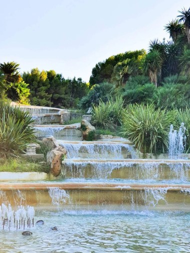 Discover Barcelona - Montjuic Castle Visit & Cable Car - Self Guided Tour- The Park