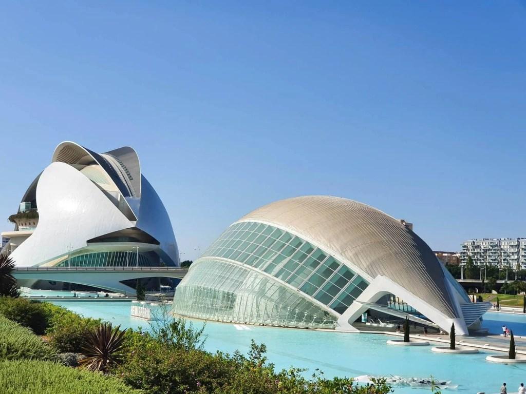 2 days in Valencia (Spain) - full guide - Hemisferic