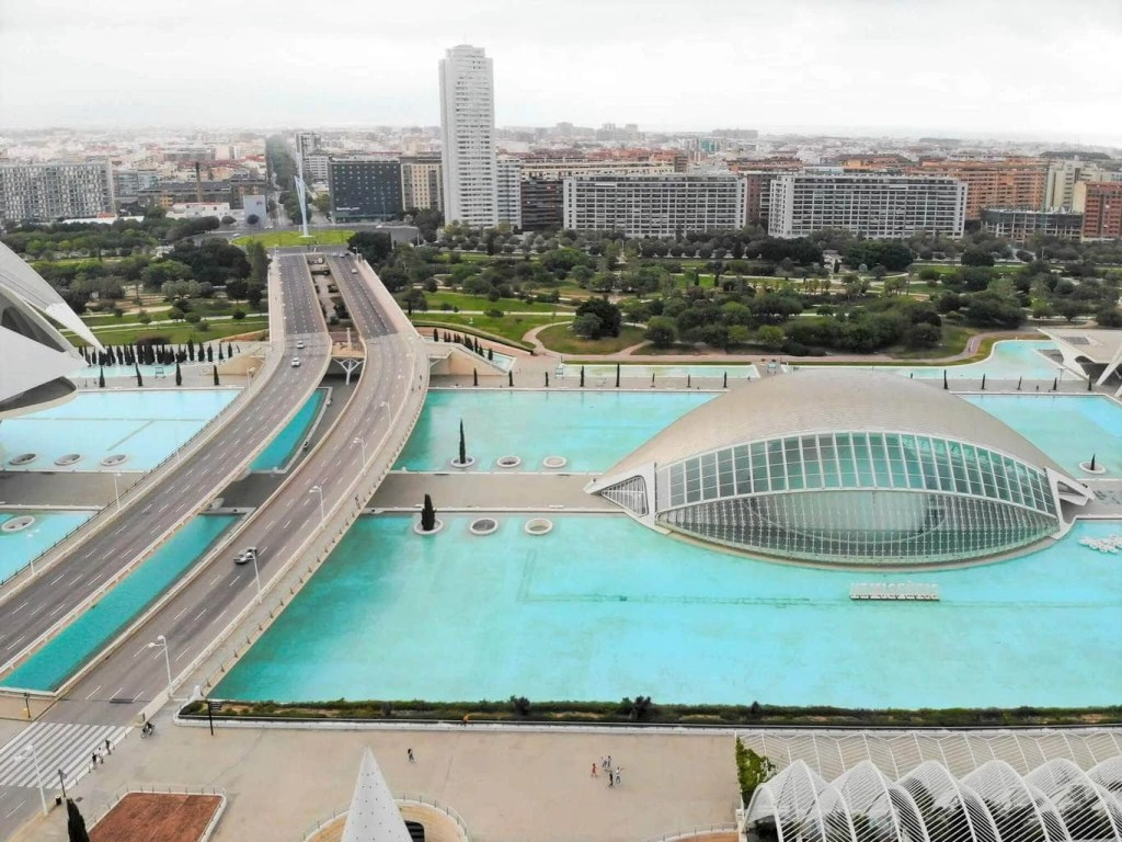 2 days in Valencia (Spain) - full guide - City of Arts and Sciences