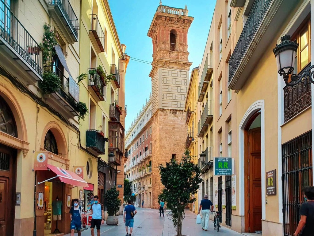 2 days in Valencia (Spain) - full guide - Old Town
