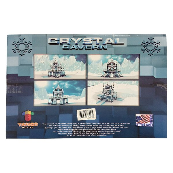 Princess Crystal Cavern Box