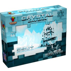Princess Crystal Cavern Kingdom Expansion