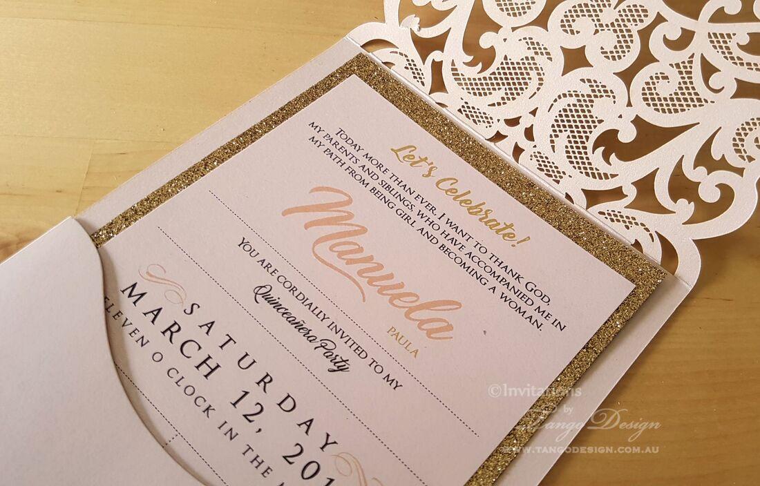 invitations by tango design