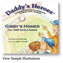 Daddy's Heroes