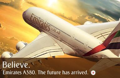 Believe A380
