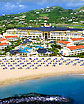 Beach front at St. Kitts Marriott