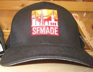 SF MADE  Logo Hat