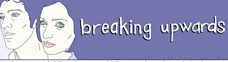 Breaking Upwards film logo