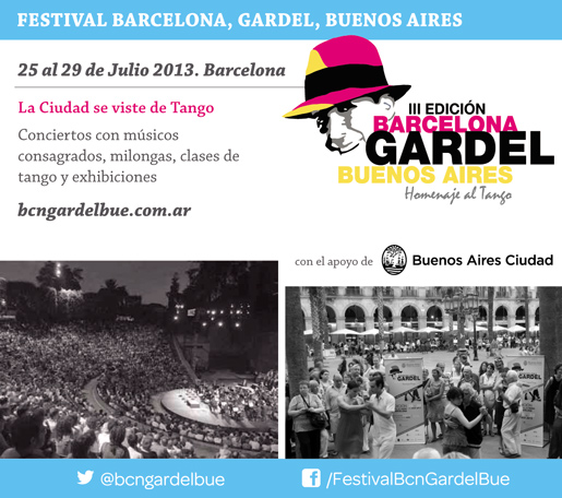 Festival Gardel Buenos Aires
