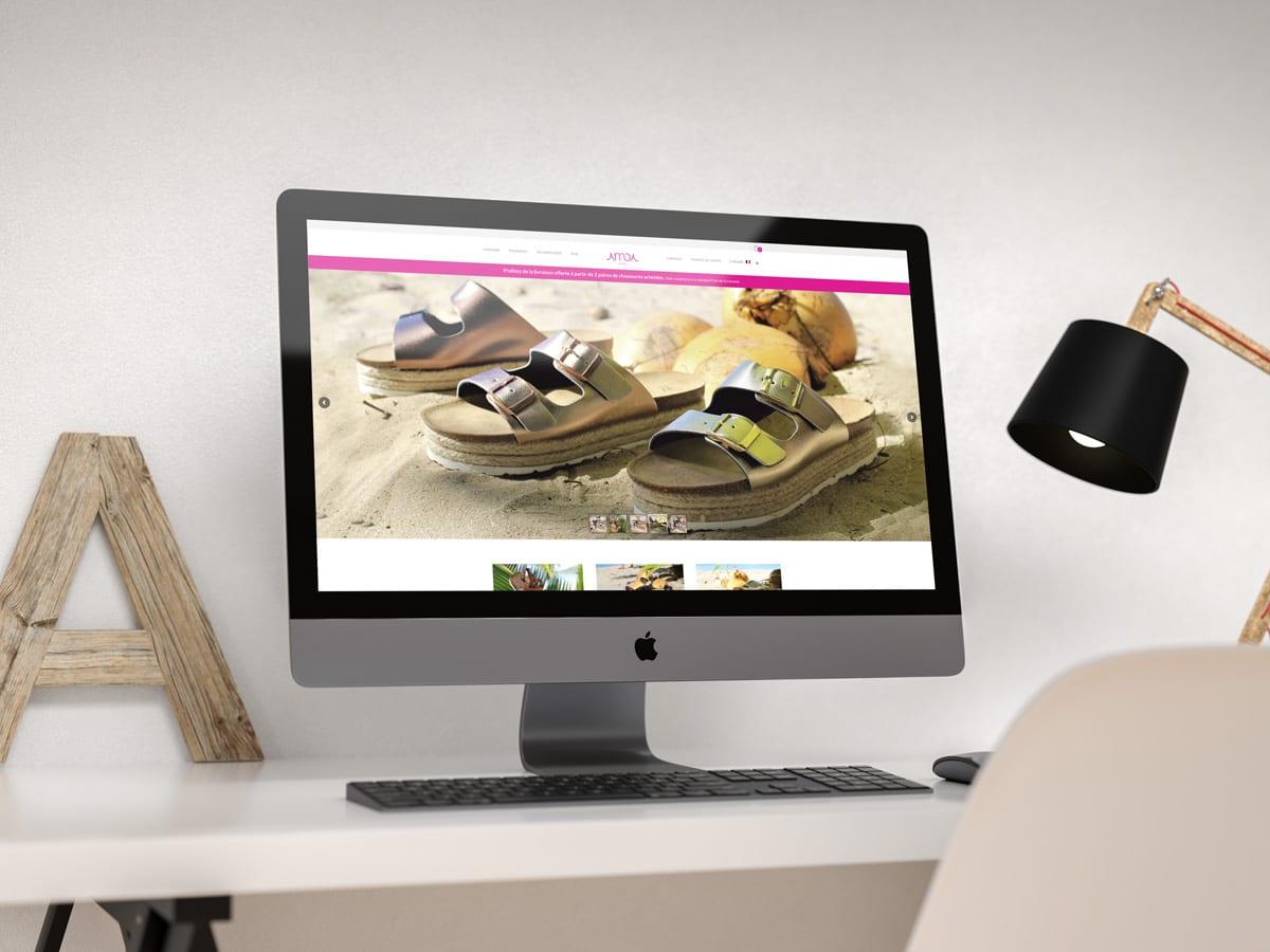 Diseño y programación web en tienda online de productos