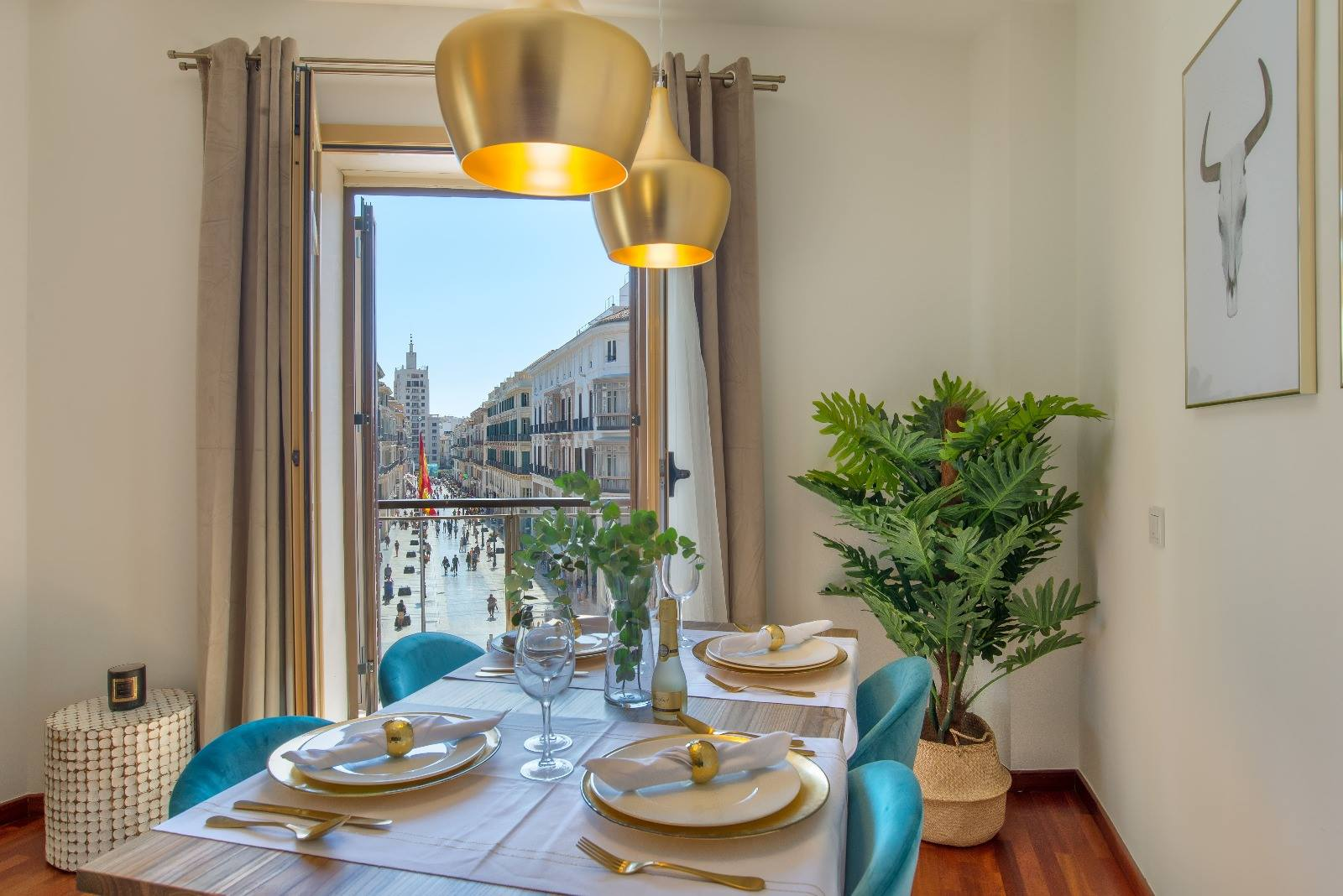 Proyectos de decoración de interiores en Málaga