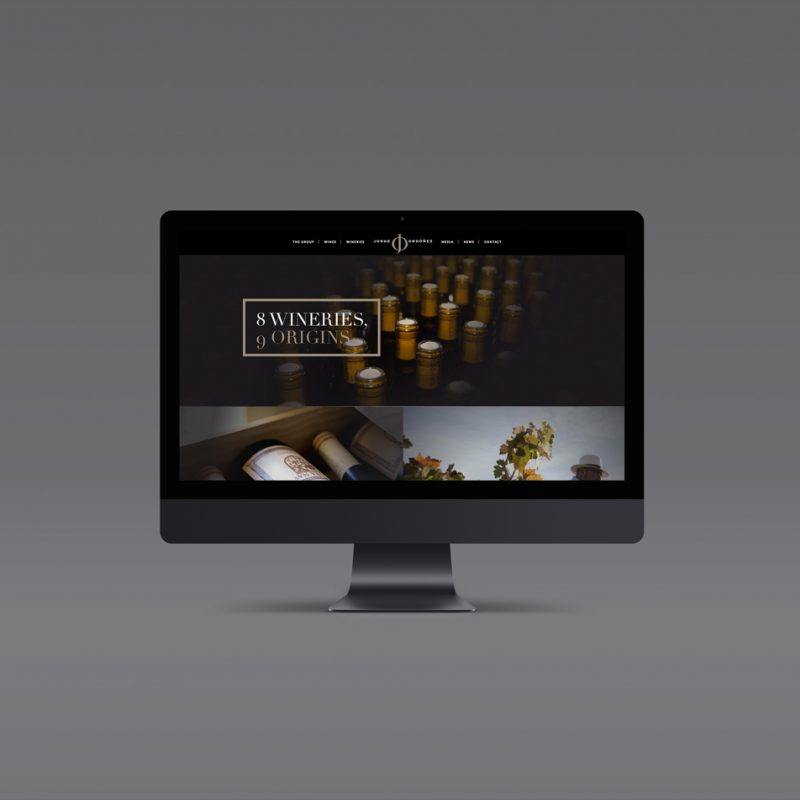 diseño elegante para webs