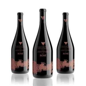 Diseño de packaging de lujo para vinos en Valencia