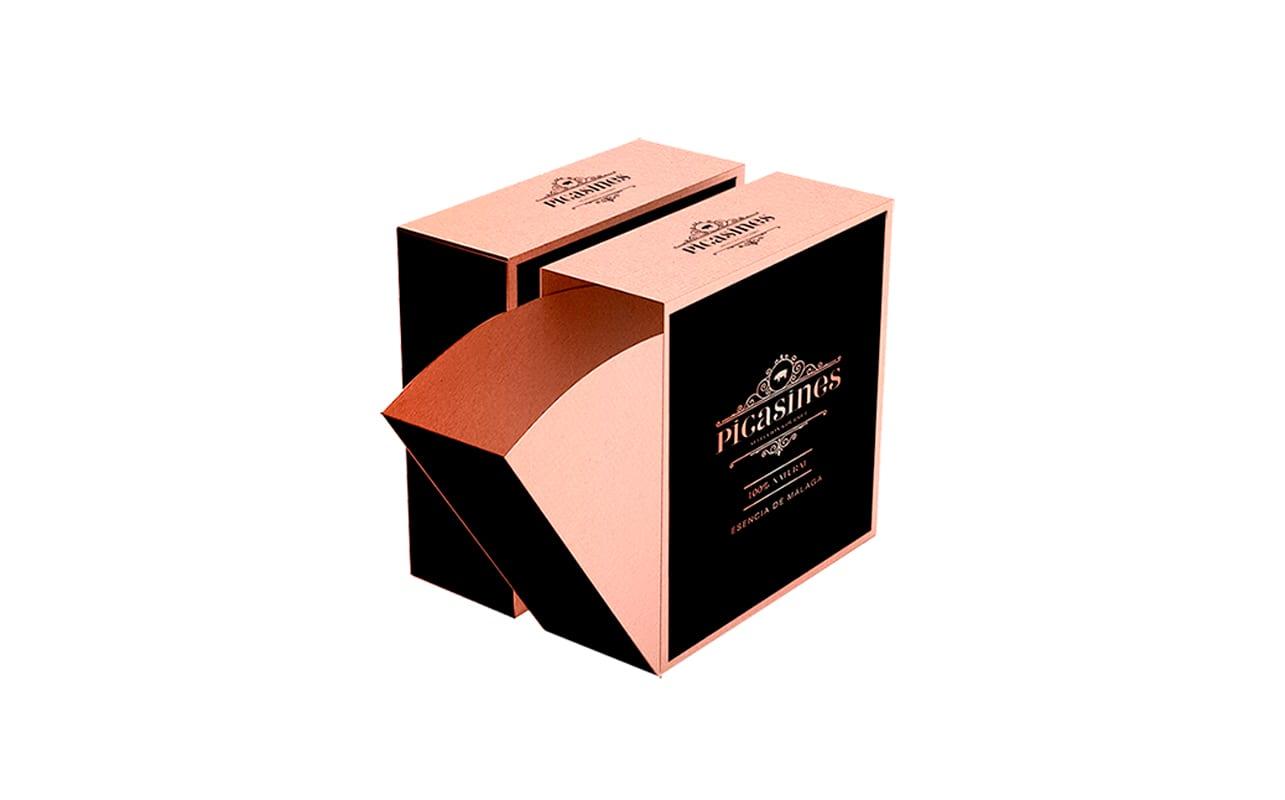 diseño de envase para empresa de embutidos