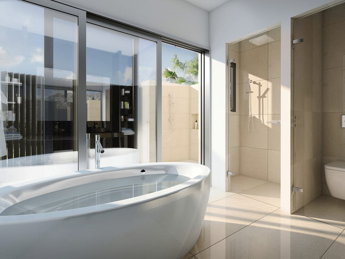 Villa Tango diseño de interiores e Infografía 3D