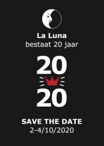 20 jaar La Luna