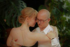 Tom & Judith La Luna tango