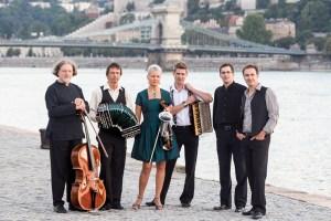 Tango Harmony aus Budapest, Sixtett-Orchester Tango Argentino