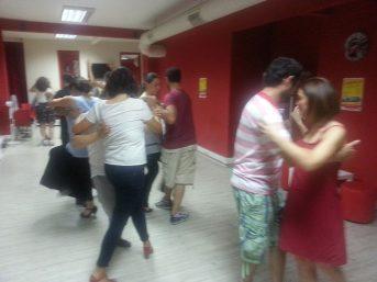 (Türkçe) Tango Nar Dans Kursu Grup Dersi 2