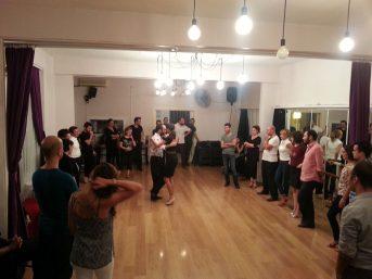 (Türkçe) Tango Nar Dans Kursu Milonga Show