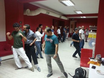 (Türkçe) Tango Nar Dans Kursu Erkek Teknik Dersi