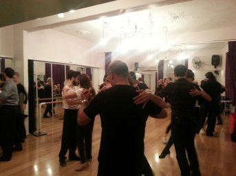 (Türkçe) Tango Nar Dans Kursu Grup Dersi