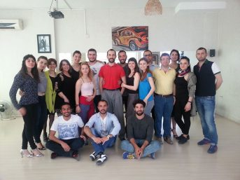(Türkçe) Tango Nar Dans Kursu Grup Resim