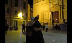 Milonga Clandestina in Piazza Santa Caterina a Sassari