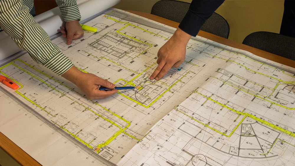 medium resolution of well trained specialists are involved in development and project management of hvac designs permanent trainings and refreshers courses allow the company