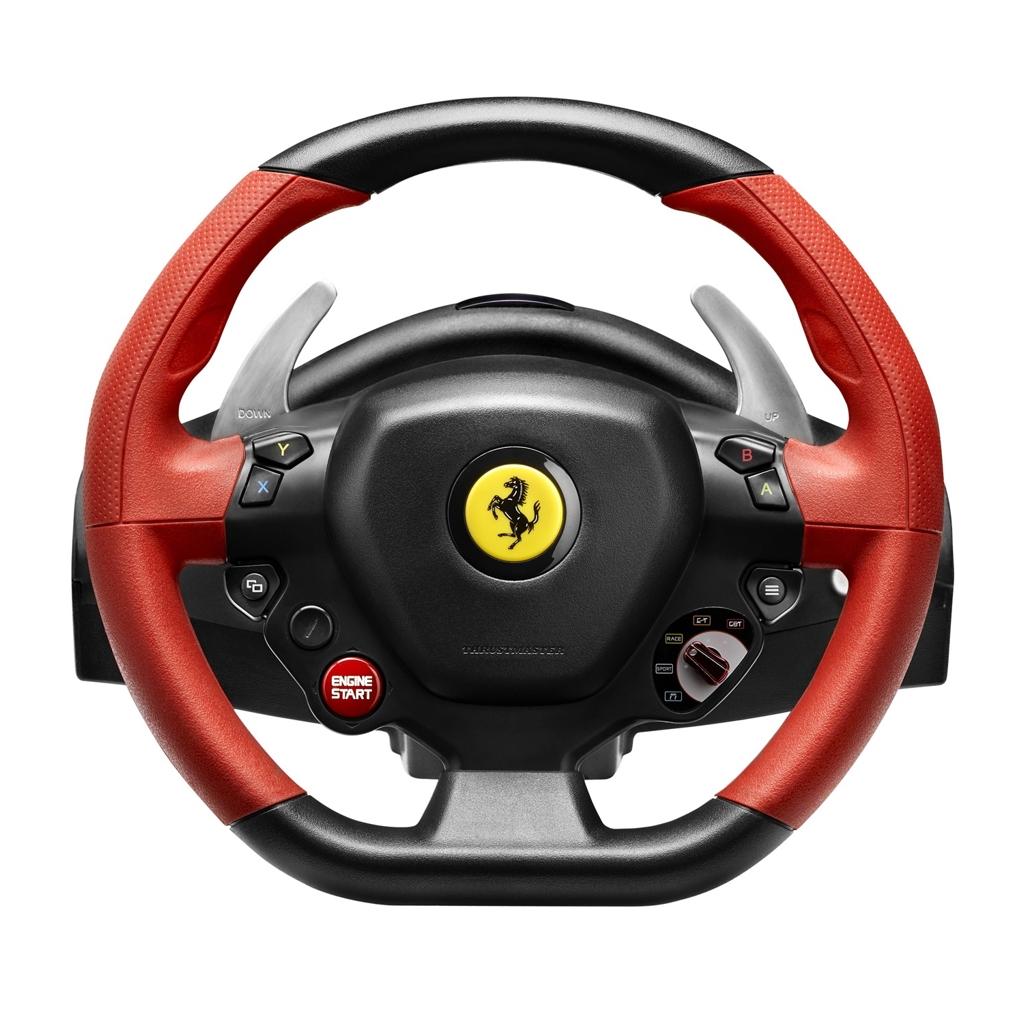 Volant Ferrari 458 Spider pour XBOX One  Tanguay