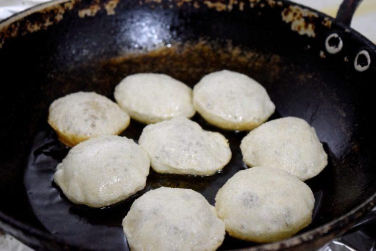 Puri Recipe for Panipuri