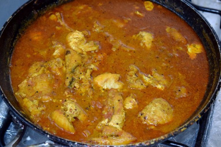 Mustard Fish Curry