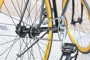 Zakaz prowadzenia rowerow - zlodziej w Wielkiej Brytanii