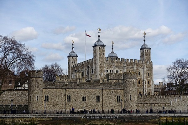 Tower of London - Londyńskie Tower
