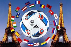 Euro 2016 - Polska-Niemcy 0-0
