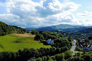 Walia - najbezpieczeniejsze miasto w Wielkiej Brytanii - Aberystwyth - ranking